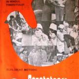 REVISTA SANATATEA NR. 7 DIN 1984