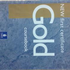 Vand New First Certificate Coursebook - Curs Limba Engleza Altele