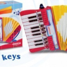 Instrumente muzicale Acordeon 17 clape