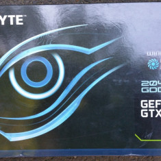 De vanzare placă video gigabyte gtx 770 windforce - Sisteme desktop fara monitor Gigabyte, Intel Core i7