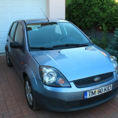 Ford Fiesta 2007 1.4 TDCI, Motorina/Diesel, 186700 km, 1390 cmc