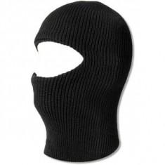 Masca protectie fata, cagula, ski, alte sporturi de iarna, culoare neagra, tip II - Echipament ski, Protectii, Unisex