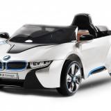 Masina electrica Copii BMW i8 - Masinuta electrica copii Altele