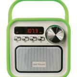 BOXA BLT SERIOUX JOY GREEN, 5W - Boxa portabila