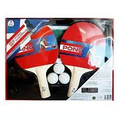 Globo X set Ping Pong - Paleta ping pong