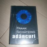 ADANCURI FRANK SCHATZING - Roman