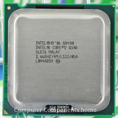 Vand Intel core 2 quad q8400 4mb cache 2.66ghz - Procesor PC