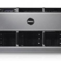 Server DELL PowerEdge R910, 4 Procesoare Intel Ten Core Xeon E7-4860 2.26 GHz, 128 GB DDR3 ECC Reg, 8 x 256 GB SSD NOU, DVDRW, Rackabil 4U, Front Be