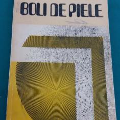 BOLI DE PIELE/ ARISTOTEL POPESCU, MARGARETA POPESCU/ 1980 - Carte Dermatologie si venerologie