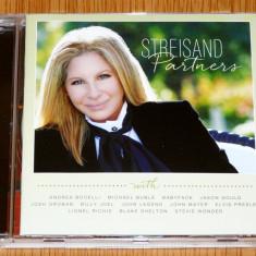 Barbra Streisand - Partners CD (Michael Buble, John Legend, Josh Groban) - Muzica Pop sony music