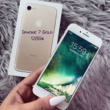 Iphone 7 Gold 128GB ,Nou, Liber retea