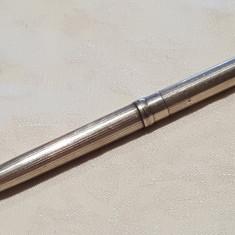 PIX argint marcat VECHI de colectie patina frumoasa, Ornamentale