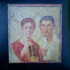 Pompei - M. Maurice Schumann si M. Giuseppe Medici - Album Muzee
