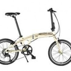 Vand bicicleta pliabila, 20 inch, Numar viteze: 9