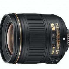 Obiectiv foto Nikon AF-S 28mm f/1.8G NIKKOR - in garantie - Obiectiv DSLR