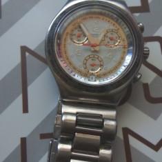 Ceas Swatch Irony original cronograf - Ceas barbatesc Swatch, Quartz