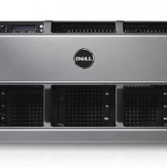 Server DELL PowerEdge R910, 4 Procesoare Intel Ten Core Xeon E7-4860 2.26 GHz, 128 GB DDR3 ECC Reg, 4 x 256 GB SSD NOU, DVDRW, Rackabil 4U, Front Be