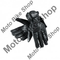 MBS Manusi piele Orina Nero, negru, marime 2XL/12, Cod Produs: OR22002XLAU
