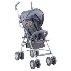 Carucior Sport Trek 2017 Grey Baby Owls - Carucior copii 2 in 1