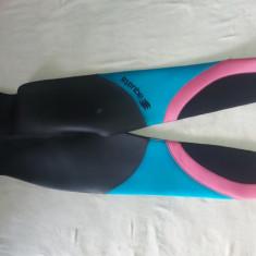 Costum neopren inot/scufundari, femei, Aquata, marimea 36