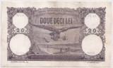 ROMANIA 20 LEI MAI 1916 F