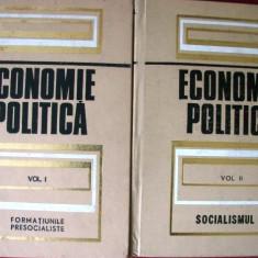 ECONOMIE POLITICA 2 VOLUME ED. a II a - Carte Economie Politica