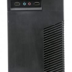 Lenovo ThinkCentre M72E Intel Pentium Dual Core G640 2.80 GHz 4 GB DDR 3 500 GB HDD DVD-RW Tower Windows 10 Home