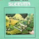 SUCEVITA de CORINA NICOLESCU si ION MICLEA - Carte Geografie