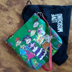 Geanta fabuloasă damă Love Moschino noua cu eticheta 195 de euro, super pret !!! - Geanta handmade