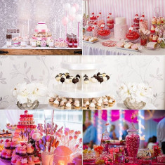 Candy Bar Luxury 40-60 Persoane 700 Lei Nunta, Botez. Corporate Party