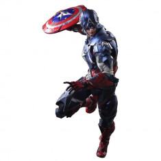 Marvel Universe Variant Play Arts Kai Captain America-