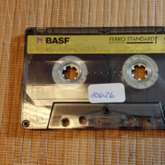 Caseta Audio BASF Ferro Standard I 90 min (10626)