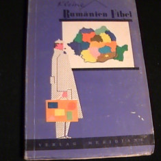 KLEINE RUMANIEN-FIDEL-CONTINE HARTA-122 PG- - Carte in germana
