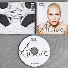 Jessie J - Alive CD, universal records