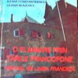 O PLIMBARE PRIN TARILE FRANCOFONE de I.CONSTANTINESCU