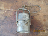 Vintage Transilvania-LAMPA CARBID
