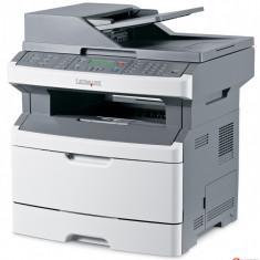 Imprimanta Multifunctionala Laser Lexmark x363dn 13B0541 (cartus 9000 pagini partial folosit)
