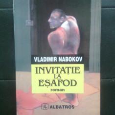 Vladimir Nabokov - Invitatie la esafod (Editura Albatros, 1997)