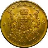 ROMANIA, 2000 LEI 1946 * cod 58.7, Alama