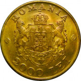 ROMANIA, 2000 LEI 1946 * cod 58.7