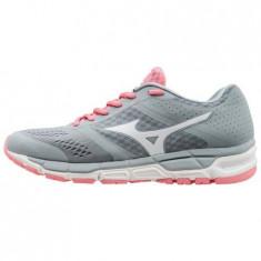 Pantofi alergare Mizuno Synchro MX pentru femei - Adidasi dama Mizuno, Culoare: Gri, Marime: 38