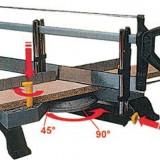 Dispozitiv metalic pentru taiat in unghi STANLEY - Taietor de gresie