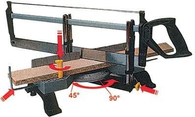 Dispozitiv metalic pentru taiat in unghi STANLEY foto