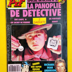 Revista PIF Nr.1126 cu poster - Reviste benzi desenate