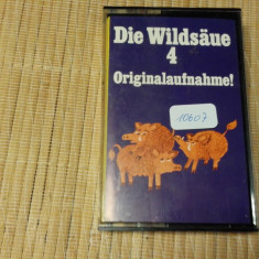 Caseta Audio Die Wildsäue 4 (10607)