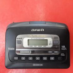 CASETOFON /RADIO AIWA TX 656