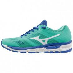Pantofi alergare Mizuno Synchro MX pentru femei - Adidasi dama Mizuno, Culoare: Verde, Marime: 37