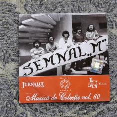 SEMNAL M - MUZICA DE COLECTIE, CD . FARA ZGARIETURI . - Muzica Rock