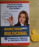 Marketingul direct multicanal Yan Claeyssen