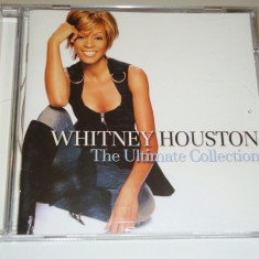 Whitney Houston - The Ultimate Collection CD - Muzica R&B sony music